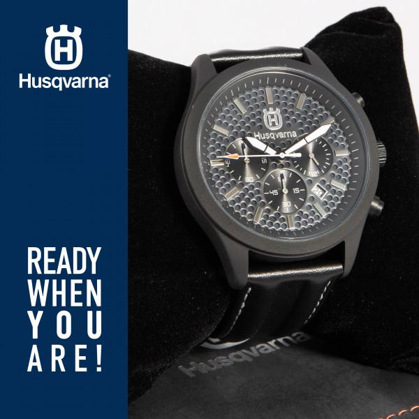"Husqvarna® Armbanduhr ""Chrono"""