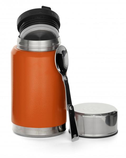 Husqvarna Xplorer Lebensmitteldose mit Löffel - 0,6L
