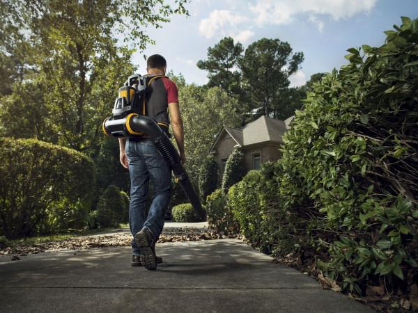 Rückentragbarer Akku-Laubbläser Li 58GBP - Rückenpuster