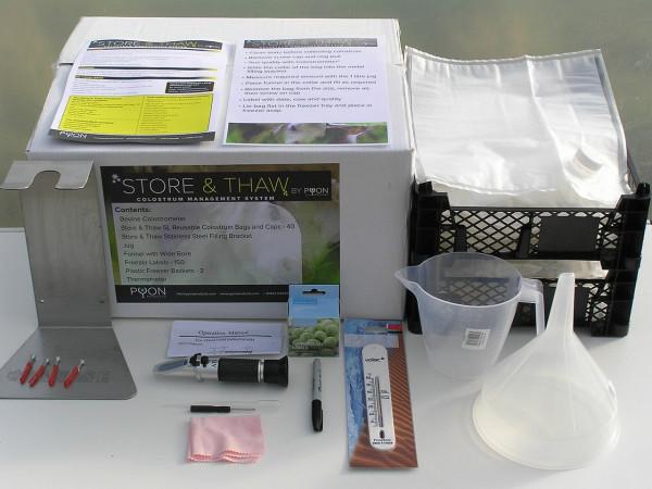 Starter-Kit - Kolostrum Pasteur