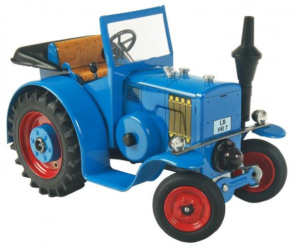 Blechspielzeug Traktor Eilbulldog HR7 - Oldtimer Trecker