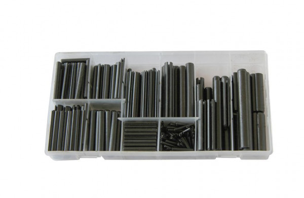 Hohlsplinte, Hohlspannstifte - Set 450 Teilig